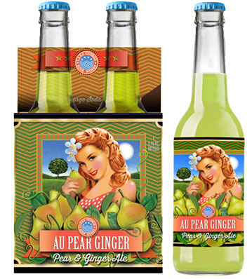 Au Pear Ginger
