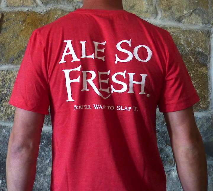 Red Ale So Fresh Shirt